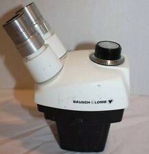 Bausch & Lomb StereoZoom4 SZ 4 Stereo Microscope Pod .7x-3x with 10x eyepieces