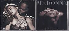 MADONNA LOVE SPENT PROMO  REMIX CD SINGLE