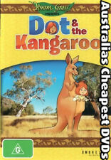 Dot And The Kangaroo DVD NEW, FREE POSTAGE WITHIN AUSTRALIA REGION ALL