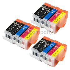 15 Patronenset für PIXMA IP5200R IP5300 IX4000 IX4000R IP4500 IP4500X IP5200