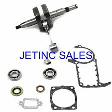 CRANKSHAFT KIT FITS STIHL MS361 BEARINGS GASKETS & SEALS