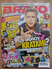 BRAVO 5/2014 JUSTIN BIEBER,Kamil Stoch,Ross Lynch,Selena Gomez,One Direction