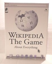 Wikipedia The Game About Everything by Cardinal Games Ages 8+ EUC