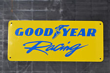 GOODYEAR RACING SIGN High Performance NHRA TIRES Shop Mechanic Garage FreeShip