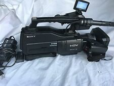 SONY HVR-HD1000P HIGH DEFINITION DV CAMCORDER SEE LISTING!
