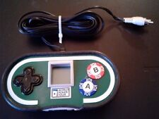 Jakks Pacific WORLD POKER TOUR  TV PLUG AND PLAY VIDEO GAME SYSTEM