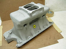NOS VINTAGE FORD 289 302 OFFENHAUSER TUNNEL RAM INTAKE MANIFOLD #5914 DATED 1980