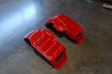 HONDA ATC250ES ATC 250ES BIG RED LEFT AND RIGHT REAR FENDER SET 85-87 250