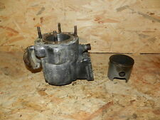 CYLINDRE PISTON HUSQVARNA 250 CR 1985