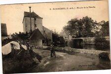 CPA   Bourgueil (I.-et-L.) - Moulin de la Planche   (229384)