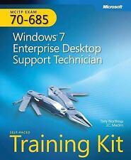 MCITP Self-Paced Training Kit (Exam 70-685): Windows 7, Enterprise Desktop Suppo