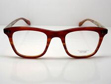 New Authentic Oliver Peoples LUKAS Vintage YB Yellow Birch 46mm Eyeglasses