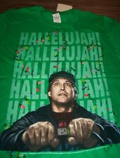 National Lampoon's CHRISTMAS VACATION HALLELUJAH T-Shirt 2XL XXL NEW w/ TAG