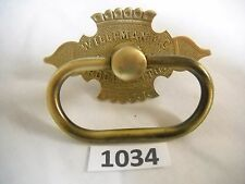 ANTIQUE WILLIMATIC SPOOL CABINET ORIGINAL DRAWER PULL