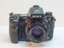 Sony a900 DSLR Camera w/50mm f/1.7 Minolta AF normal lens