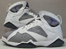 Nike Shoes - 2006 Jordan 7 VII Flint Gray Purple Black Hare CDP DMP - Size SZ 11