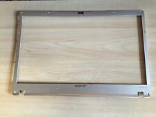 SONY VAIO VGN-FW31E VGN-FW SERIES GENUINE LCD SCREEN BEZEL 013-000A-9766-A