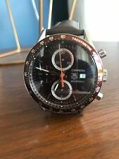 TAG Heuer Carrera Calibre 16 Brown Chocolate (over $5,000 new)