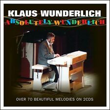 Klaus Wunderlich ABSOLUTELY Best of 70 Essential Recordings NEW SEALED 2 CD