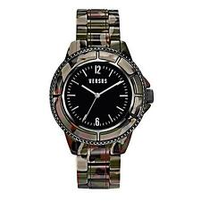 Orologio Watch Versus Versace SOF03-0014 Tokyo Verde Mimetico Nero Policarbonato