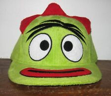 Yo Gabba Gabba! Brobee Plush Feel Hat Cap with SPIKES Adult Size L/XL