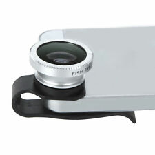 New Universal Clip-on 180 Degree Telephoto Fisheye Lens for iPhone 4 4S 5 5S 6 B