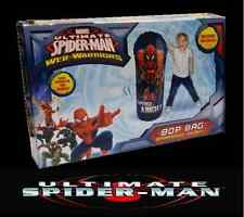 80cm Inflable Ultimate Spiderman spyder-knight Boxeo Golpe Bop Bag Niños Juguete