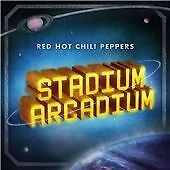 Superb rock double CD - RED HOT CHILI PEPPERS - STADIUM ARCADIUM - funk metal