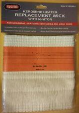 Dyna-Glo Kerosene Heater Wick & Ignitor - for Megaheat Heatmate 2230 & Many More