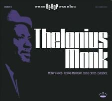 When Be-Bop Was King, Monk, Thelonious, New Import