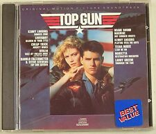 Top Gun [Original Motion Picture Soundtrack] by Original Soundtrack (CD,...