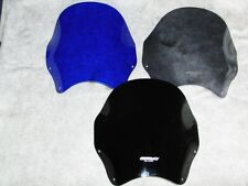 Für Yamaha Vmax Windschild in Schwarz,  Windschutz, Windscreen for Vmax Black