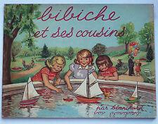 """ALBUM EO """"BIBICHE ET SES COUSINS"""" / BLANCHARD 1949"""