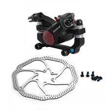 MTB Bicycle Cycle Mechanical Rear Disc Brake Kit Aluminum Alloy REDLAND