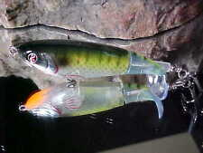 "River2Sea 3 1/2"" Larry Dahlberg Series WHOPPER PLOPPER WPL90-28 for Bass/Pike"