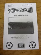 01/05/2014 The Football Traveller Magazine: Volume 27 Issue 35 - Cover photo - H