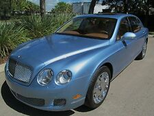 Bentley: Continental Flying Spur 4dr Sdn