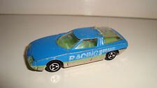 VOITURE RETRO MAJORETTE N°221  MADE IN FRANCE GS CAMARGUE (7x3cm)