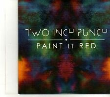(DR485) Paint It Red, Two Inch Punch - DJ CD