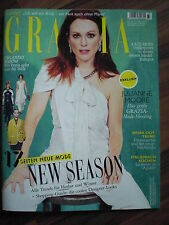 Grazia Julianne Moore Orlando Bloom Katy Perry Kate Moss Demna Gvasalia Aldridge