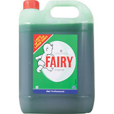 Fairy Washing Up Liquid 5L Original