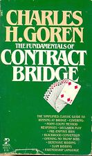 Fundamentals of Contract Bridge by Charles H. Goren (1983, Paperback)