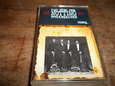 1990 CASSETTE BY THE NOTTING HILLBILLIES - CAT NO. 8426714 - AS NEW