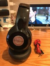 Beats by Dr. Dre Solo2 Wired Headband Headphones - Black - Works Great