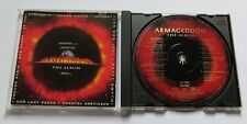 ARMAGEDDON - THE ALBUM - SOUNDTRACK [AEROSMITH, ZZ TOP, BON JOVI, JOURNEY..] CD