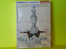 Queen Takes King by Gigi Levangie Grazer (2009, CD, Unabridged)