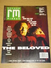 RECORD MIRROR 1990 JAN 20 THE BELOVED ADAMSKI BON JOVI
