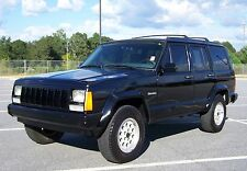 Jeep: Cherokee 1-OWNER 119K PERFECT CARFAX INLINE 6 VERY DECENT