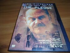The Pledge (DVD, 2001) Jack Nicholson, Robin Wright OOP