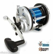 BRAND NEW LINEAEFFE JD500 BEACHCASTER MULTIPLIER REEL WITH 30LB LINE BOAT REEL